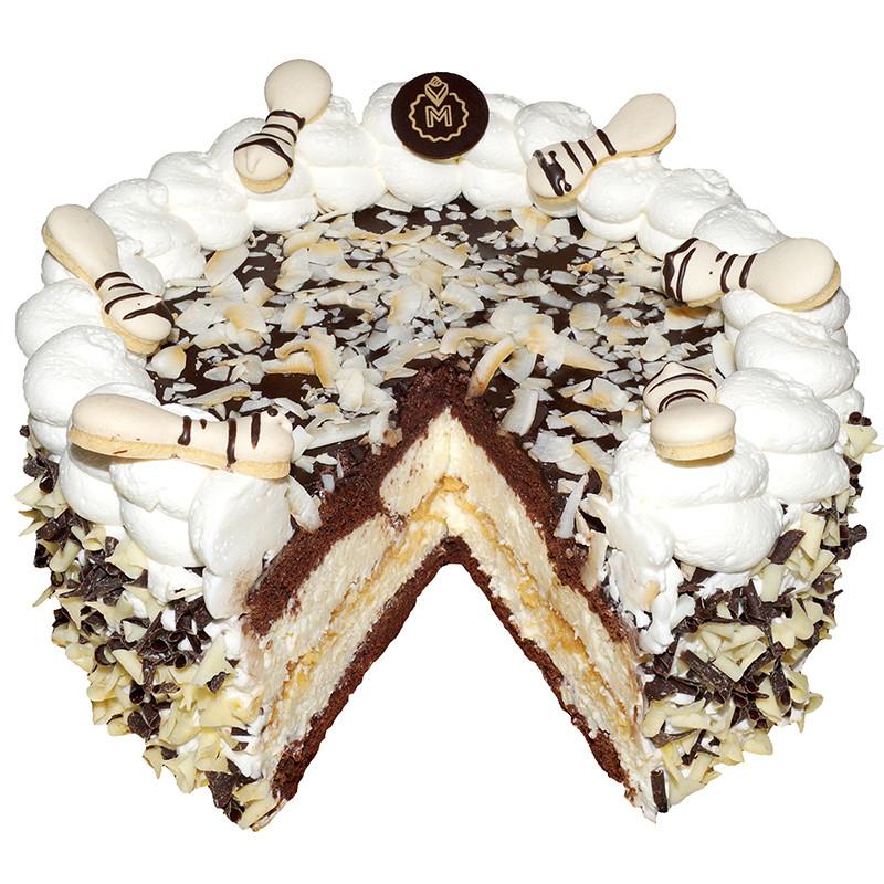Kókuszos Guru torta