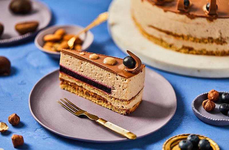 Kicsi Gesztenye - Cukormentes Ország tortája 2019