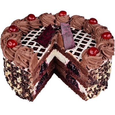 Fekete-erddei torta